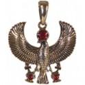 pendentif Horus Faucon