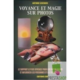 Voyance et magie sur photos