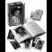 Ensemble duo - jeu de cartes divinatoires et son livre explicatif