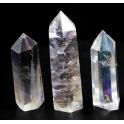 Baguette en cristal de roche