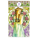 Oracle Liberty - Art nouveau Oracle Lenormand