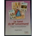 Le tarot de Mlle Lenormand de Claude Darche