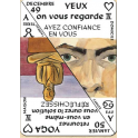 L'Oracle des cartes parlantes