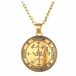 Pendentif Sceau de l'Archange Michael