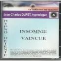 Insomnie vaincue - cd d'hypnose