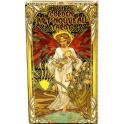 Tarot Art nouveau Golden